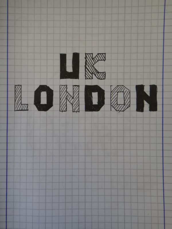 London Doodles (2)