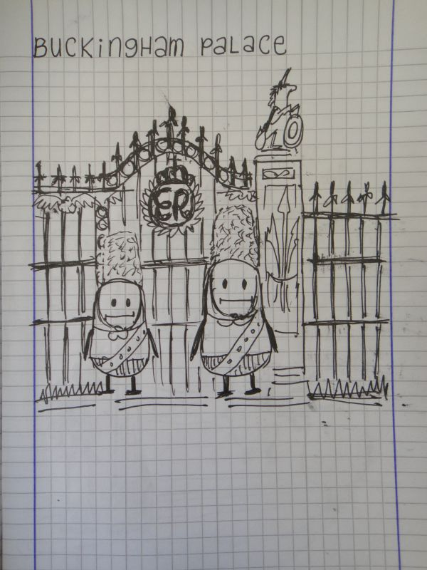 London Doodles (7)